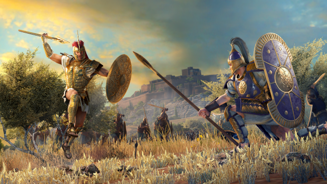 Total War Saga: Troy - First Look