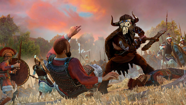 CA on blending fact and fiction in Total War Saga: Troy