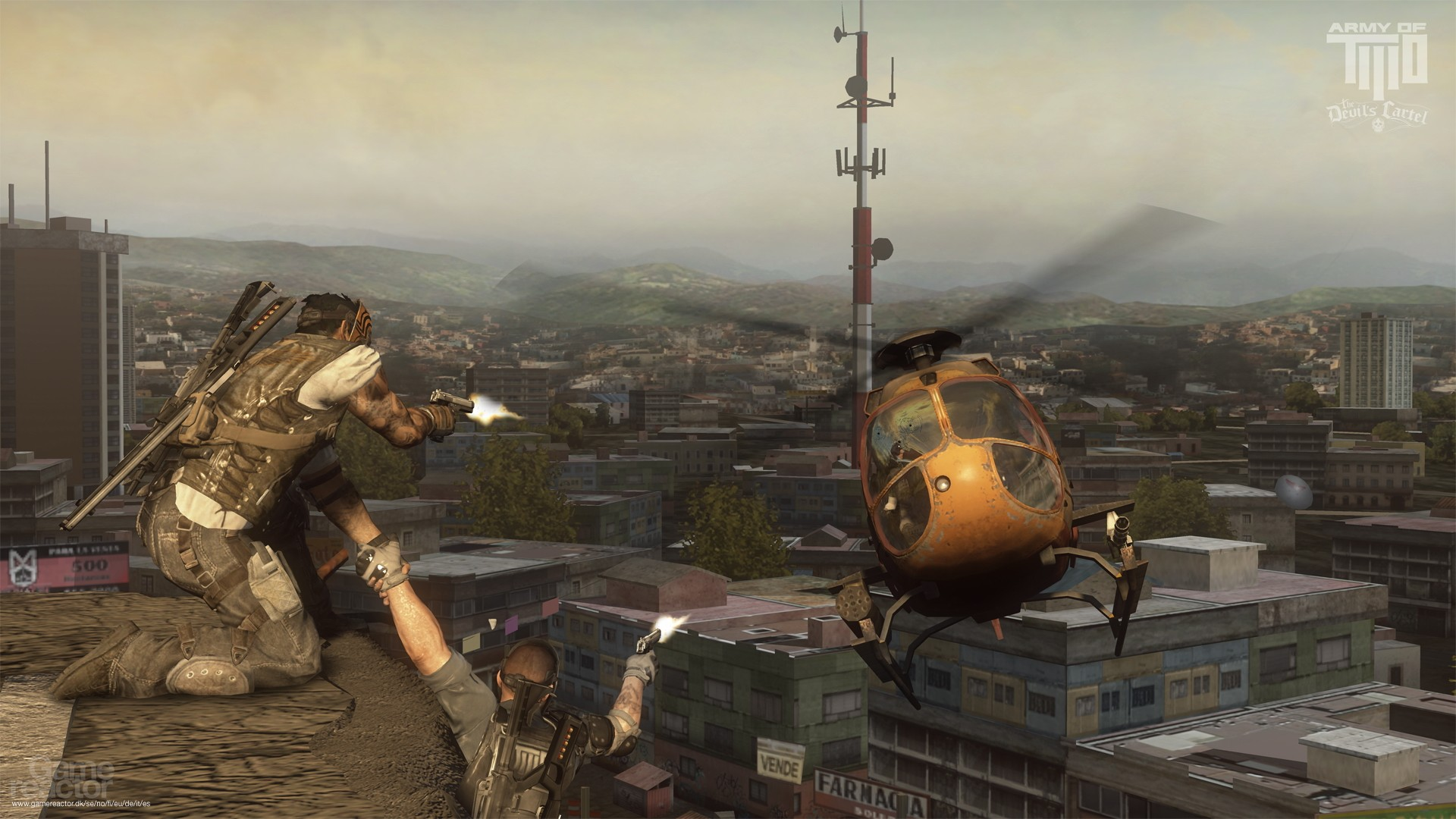Army of Two: The Devil's Cartel Preview - Gamereactor