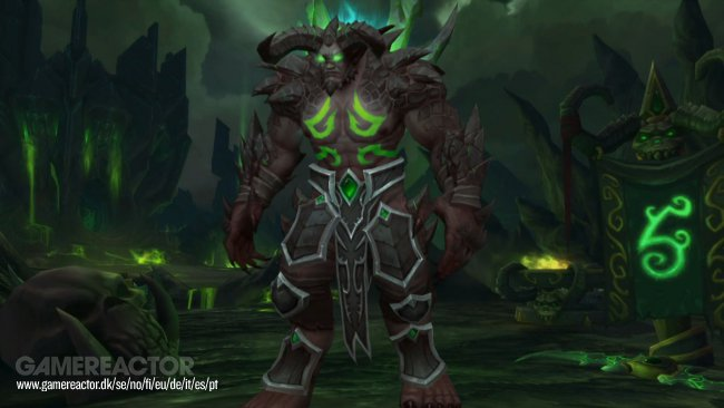 how to create demon hunter in wow