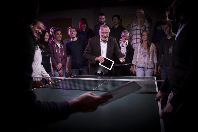 Atari founder Nolan Bushnell working on mobile games