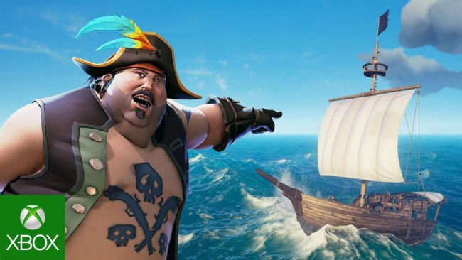 Check out the content of Sea of Thieves: Season Two