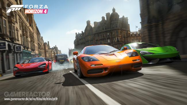 Forza Horizon 4 is the fastest-selling in the series in the UK