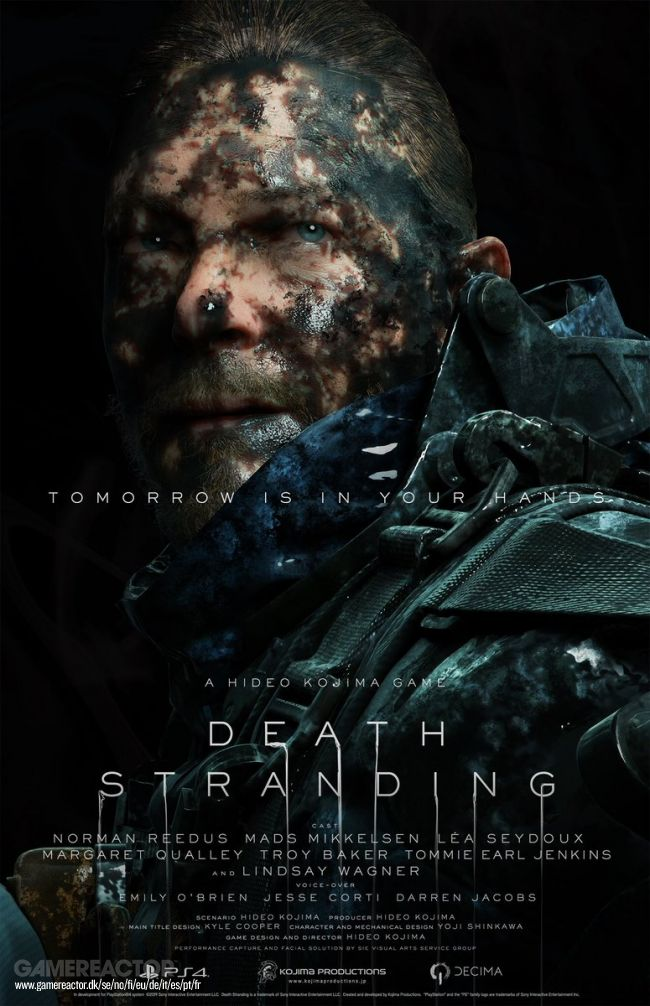 Kojima wanted Mads over Keanu for Death Stranding