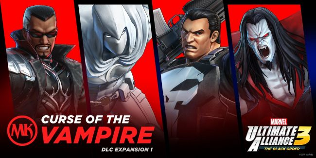 Marvel Ultimate Alliance 3's first DLC lands on September 30