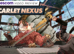 Find out more about Scarlet Nexus in our video preview