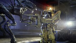 Aliens: Colonial Marines screens