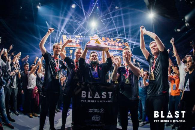 Astralis are the Blast Pro Series champs