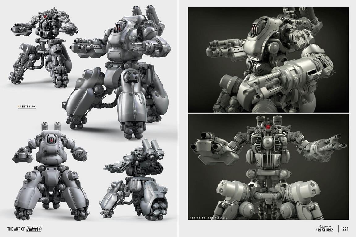 Fallout 4 Concept Art Armor
