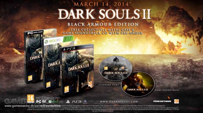Dark Souls 2 Cursed Trailer: Cursed Trailer For Dark Souls II