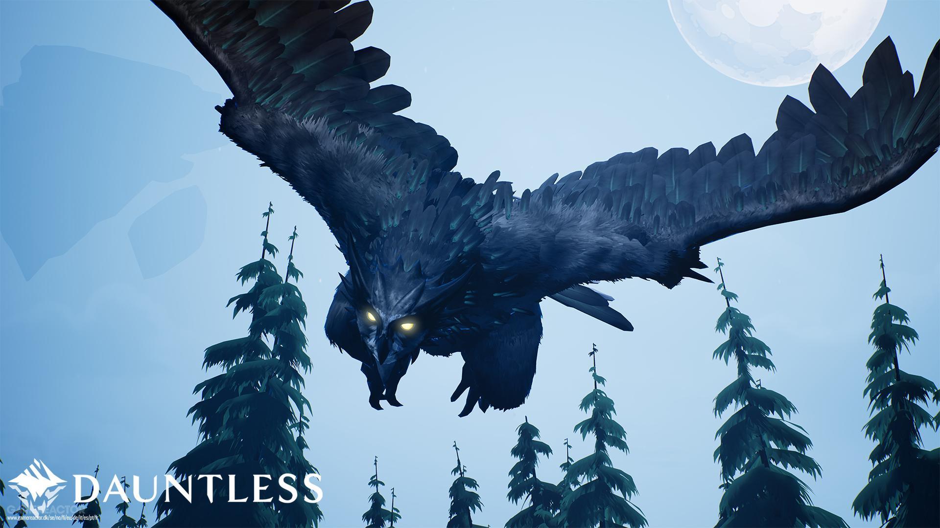 Development of Dauntless on Switch