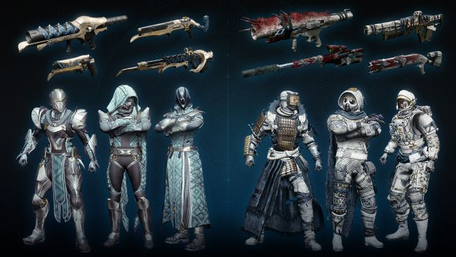 Destiny 2: Beyond Light gets reissued Moon and Dreaming City gear in upcoming update
