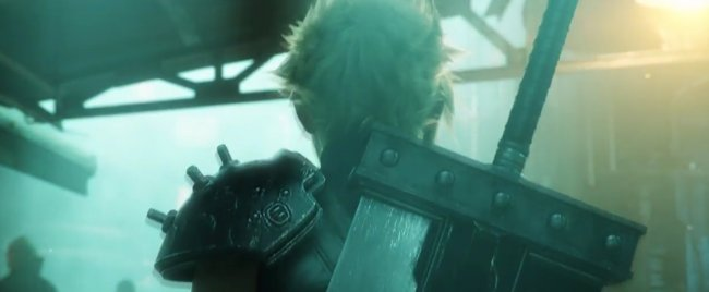 Two Final Fantasy VII Remake screenshots released