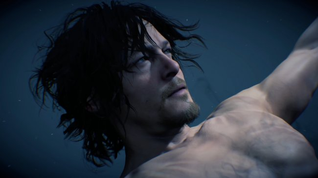 Hideo Kojima shows Death Stranding to Guerrilla Games