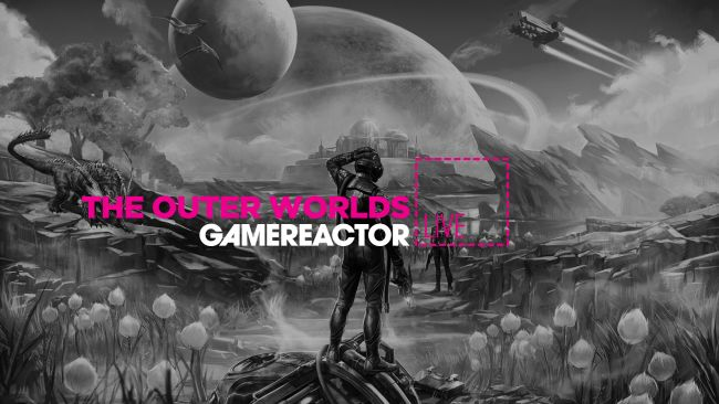 We're heading into The Outer Worlds on today's stream