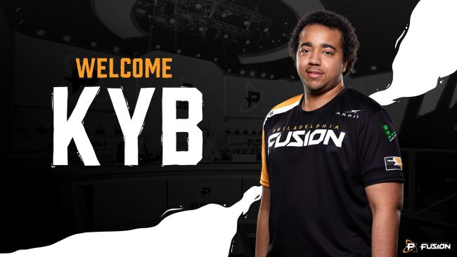 Philadelphia Fusion trade Fragi to Guangzhou Charge for Kyb