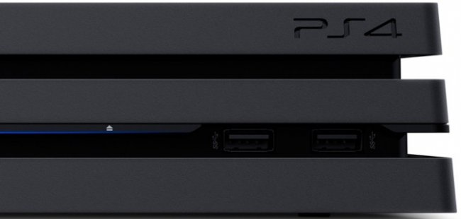 Replaceable harddrive coming for PlayStation 4 Pro