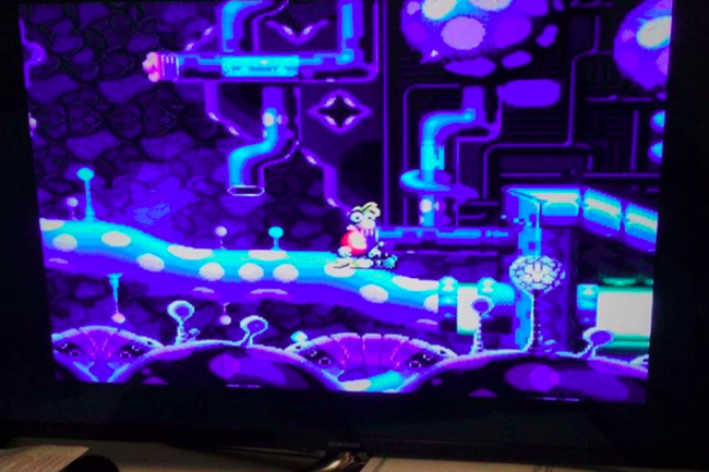 Rayman's never before seen SNES game found after 25 years