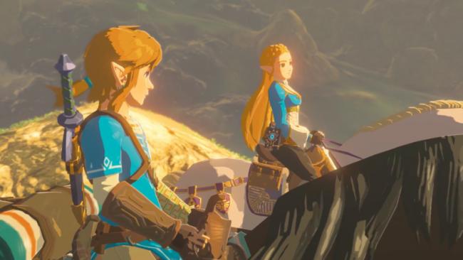 Zelda: Breath of the Wild II rumoured to release next year - The Legend of  Zelda: Breath of the Wild II - Gamereactor