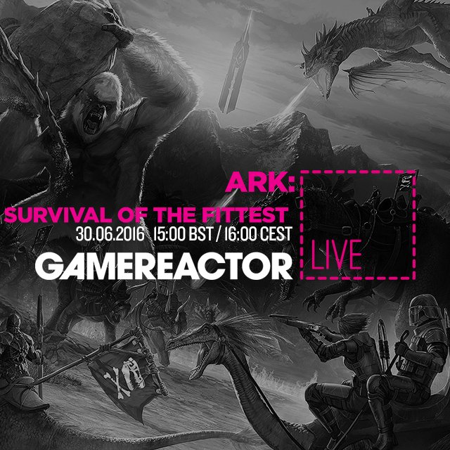 Today on GR Live: ARK: Survival of the Fittest