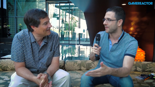 David Braben on Brexit, Crowdfunding and Elite Dangerous