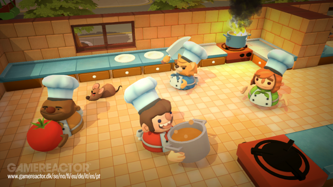 Overcooked is the latest free title on Epic Games Store