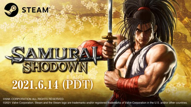 Samurai Shodown launches on Steam next month
