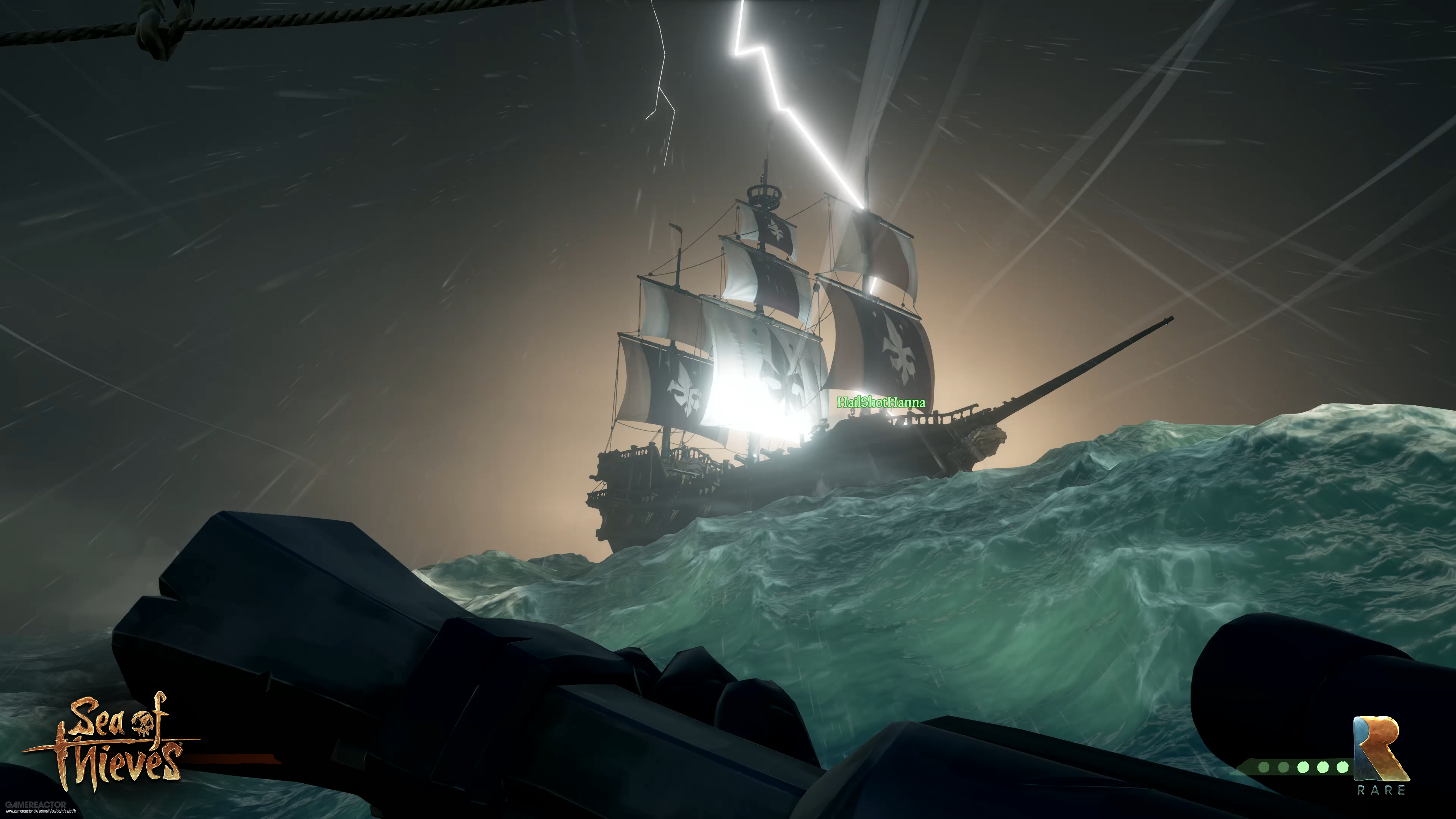 Sea Of Thieves Wallpaper In 1920x1080