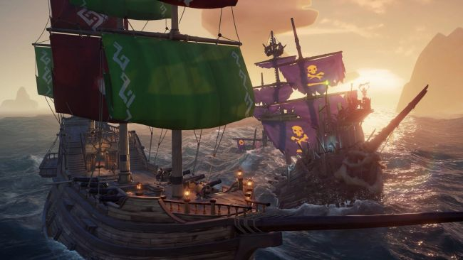 Sea of Thieves will release on Steam