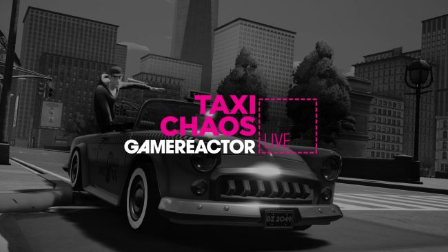 We're playing Taxi Chaos on today's GR Live