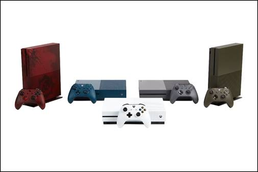 Microsoft announces new Xbox bundles for the holidays