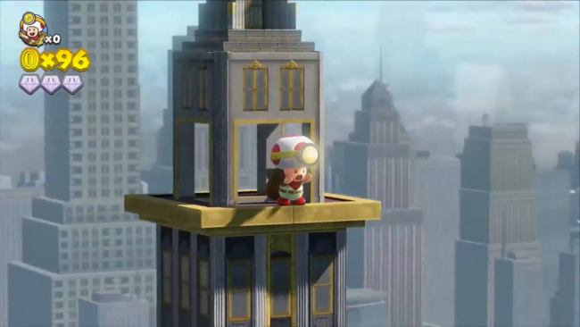 Download Captain Toad Nintendo Switch demo now