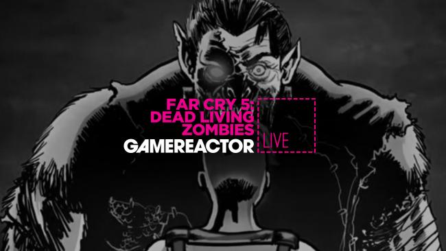 Today on GR Live: Far Cry 5: Dead Living Zombies