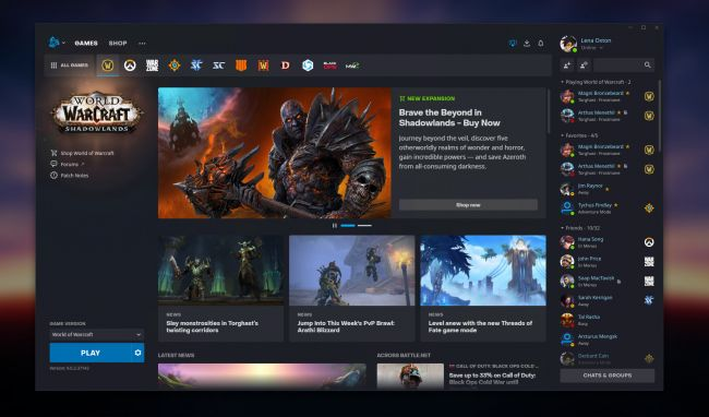 Battle.net to get first major update in years