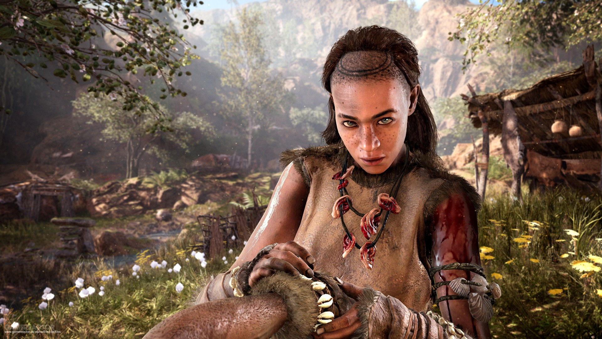 Pictures Of Lots Of Gameplay From Far Cry Primal 2 2