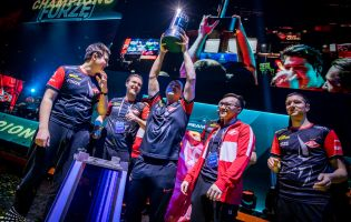 ForZe win the DreamHack Open Winter tournament