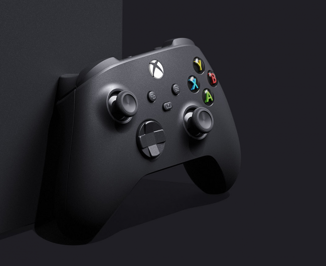 Here's Microsoft's new controller for Xbox Series X