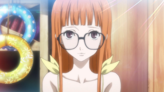 Persona 5 gets a trailer for hacker Futaba Sakura