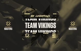 Team Vikings win the Valorant Champions Tour 2021: Brazil Stage 1 Masters
