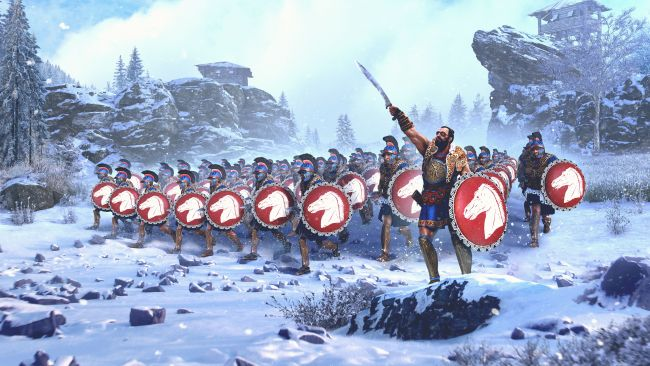 Total War: Arena rereleases today in China