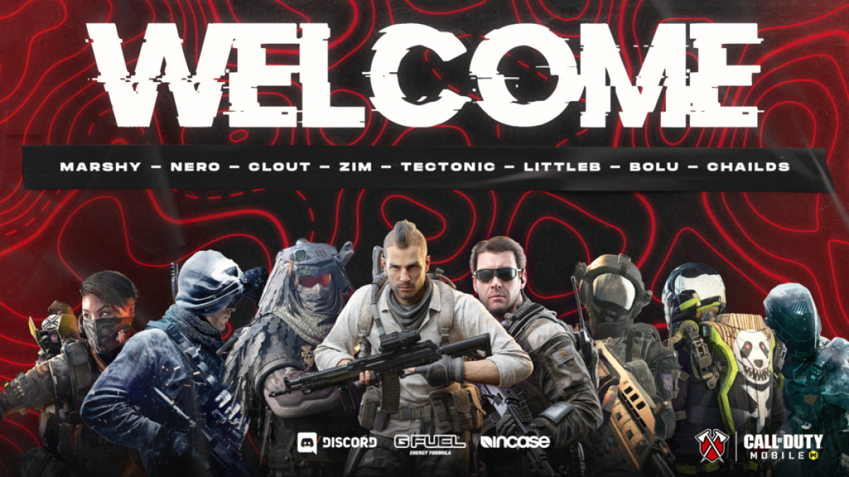 Tribe Gaming S Call Of Duty Mobile Roster Has Been Revealed