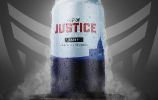 Washington Justice partner with DC brewery to produce team-themed beer cans