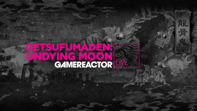 We're playing GetsuFumaDen: Undying Moon on today's GR Live