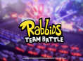 Rabbids Team Battle is a 4D ride from Triotech and Ubisoft