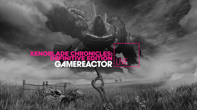 Here is GR's commented gameplay demo of Xenoblade CDE