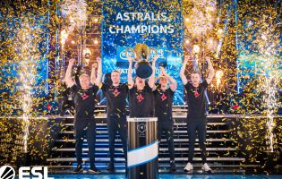 Astralis are the IEM Katowice Major champions of CS:GO