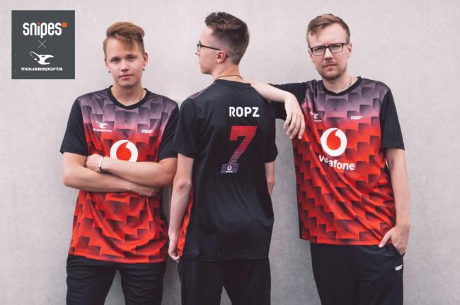 Snipes partners with Mousesports for new clothing