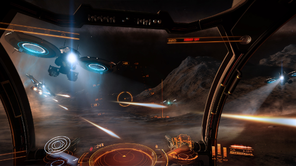 Elite Dangerous: Horizons landing on Xbox One soon
