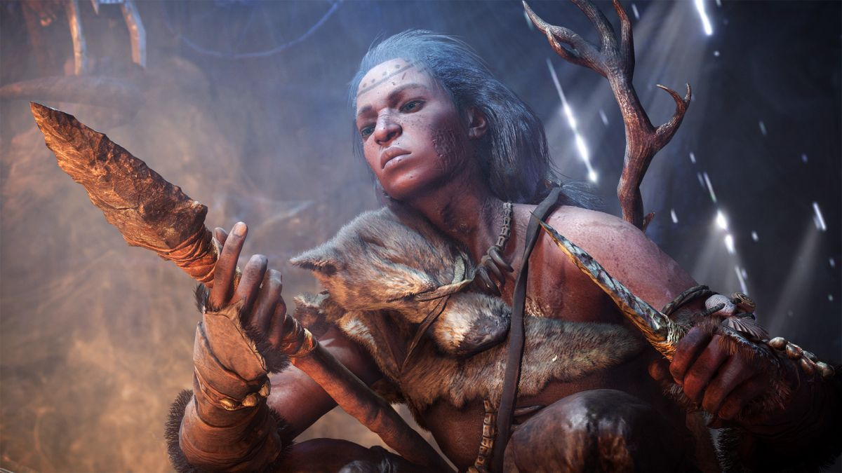 Far Cry Primal Review Gamereactor Far cry 6 freedom hands chains