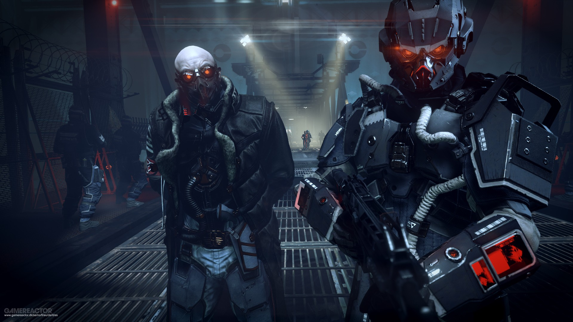 Killzone: Shadow Fall Review - Gamereactor | 1920 x 1080 jpeg 376kB